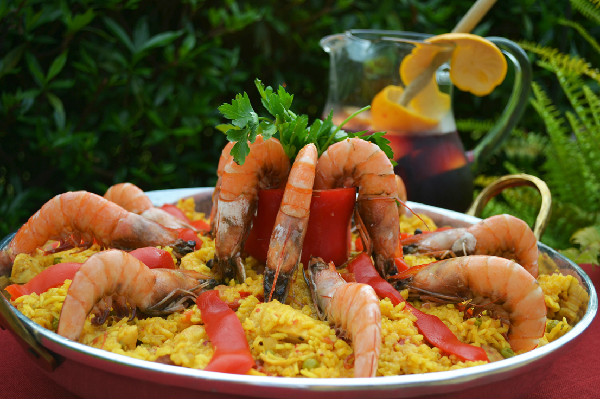 Dawn Harris Brown's Paella Aurora