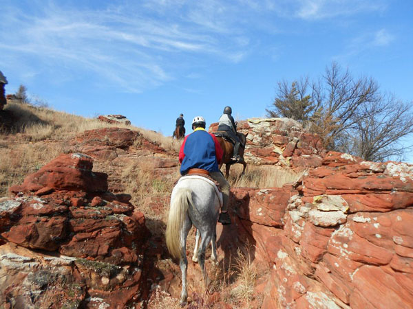 Kanopolis State Park equestrian trails