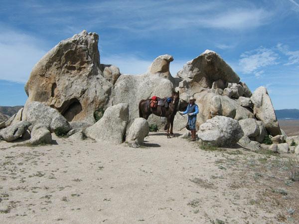 susan bates eagle rock horseback