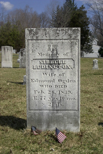 Sybil Ludington grave horse stories