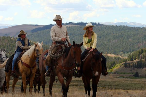 T Cross Ranch Equitrekking