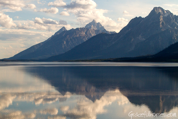 grand tetons wyoming photo