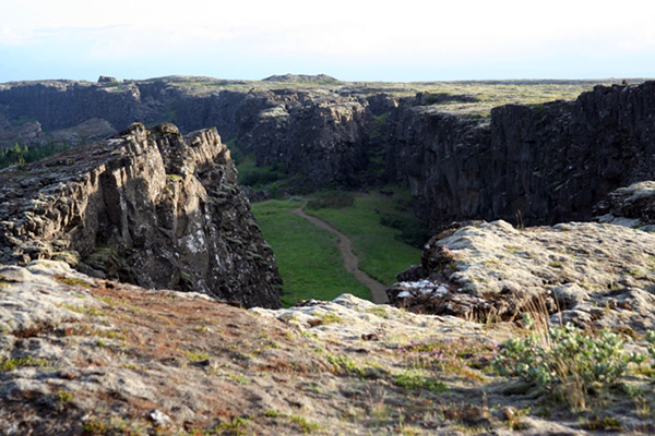 Thingvellir national park iceland vacations