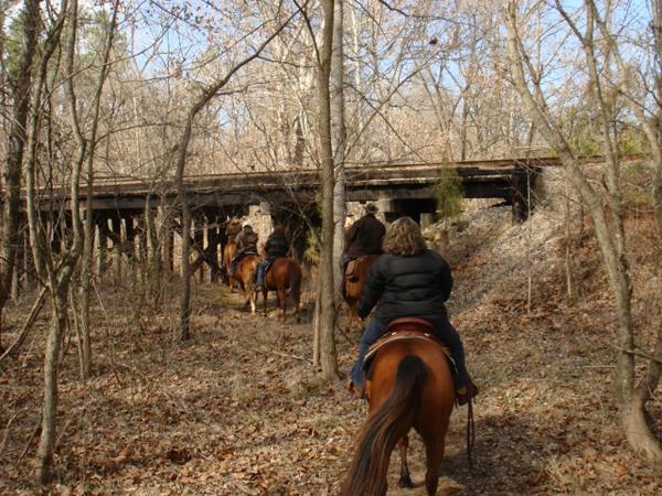 trussel long cane south carolina horse trails
