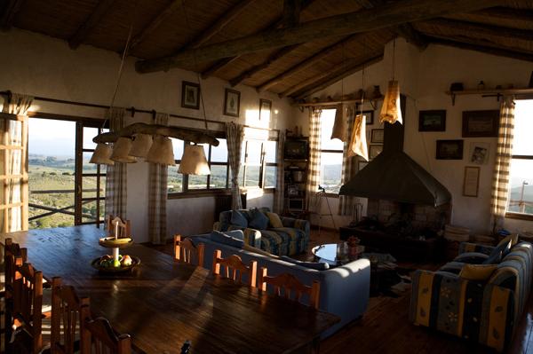 La Salamora Living Room