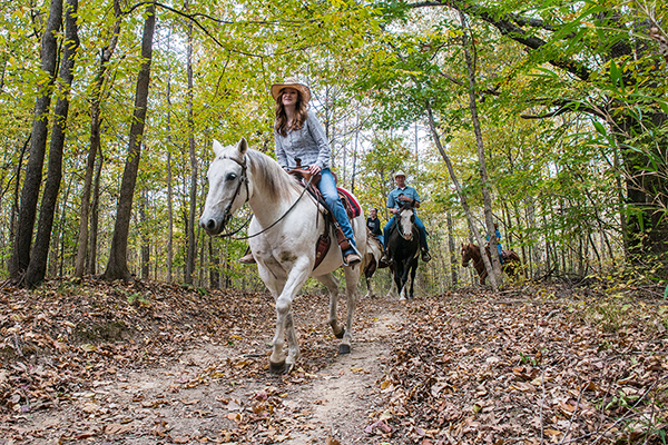 village creek state park horseback riding