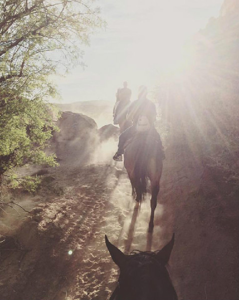 Wild West Horseback Adventures Vegas