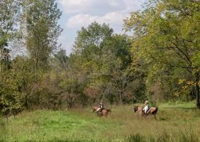 Nebraska Endurance Riding at Indian Cave State Park