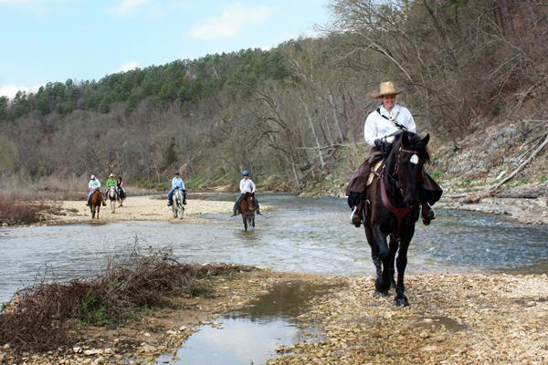 ACTHA trail riding