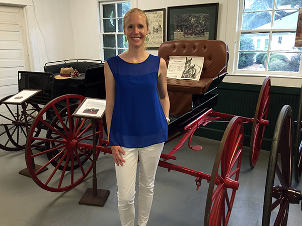 aiken carriage museum