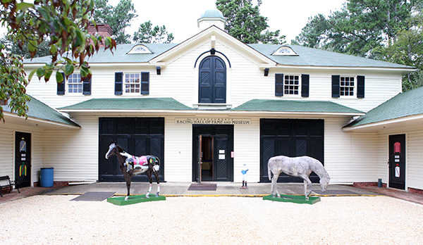 aiken thoroughbred museum