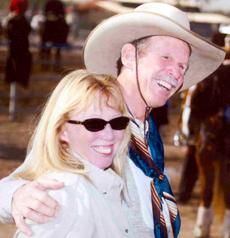Alan Eggleston, Debbie Eggleston