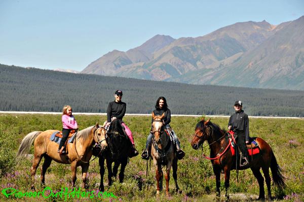 alaska equestrian vacations