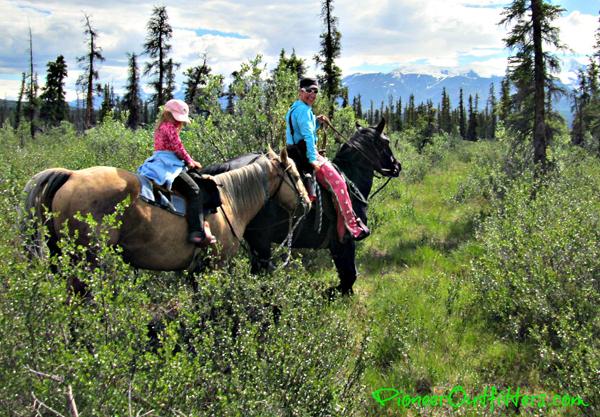 alaska horse vacations