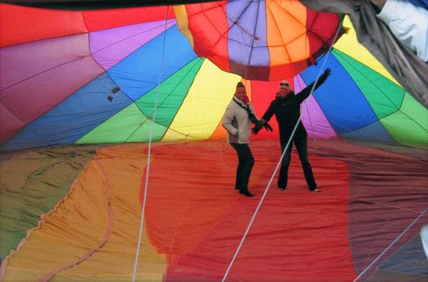 new mexico balloon fiesta