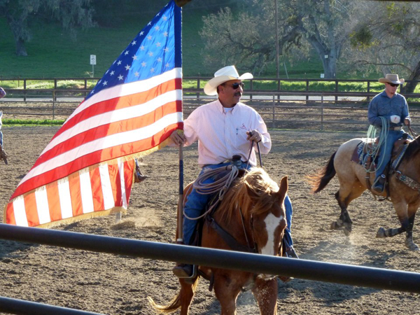 alisal guest ranch rodeo