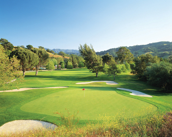 alisal guest ranch golf