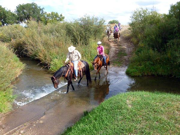 AQHA Trail Riding Challenge