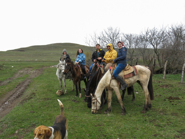 Armenia Horse Ride Group
