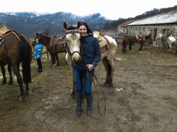 Armenia Apaga Resort Horse Ride