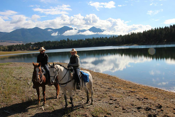 Ranch vacations for singles