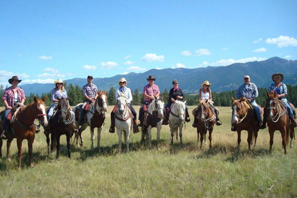 bar w guest ranch montana