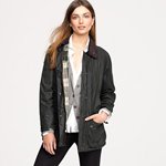 Barbour equestrian jacket