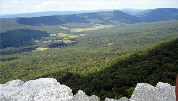 Big Schloss Virginia views