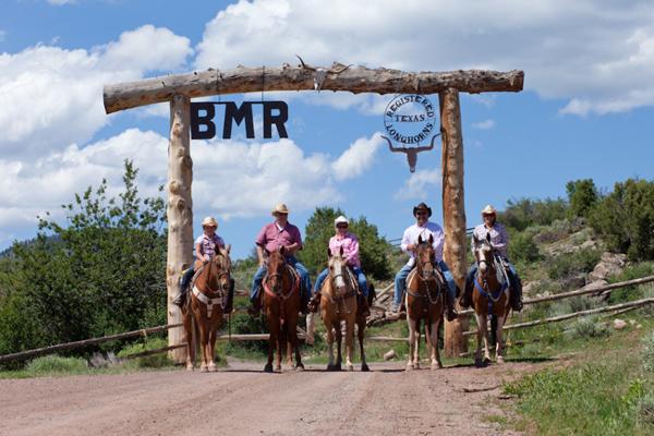 black mountain ranch colorado dude ranch