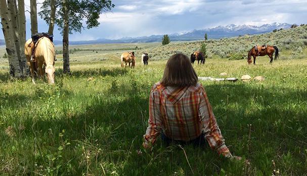 Blue Sky Sage Horseback Adventures Wyoming