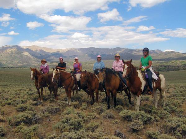 blue sky sage horseback adventures
