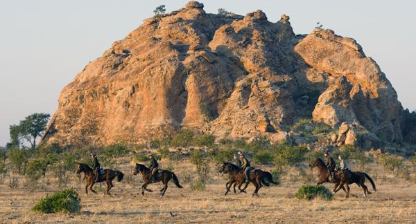 Limpopo Valley, Botswana