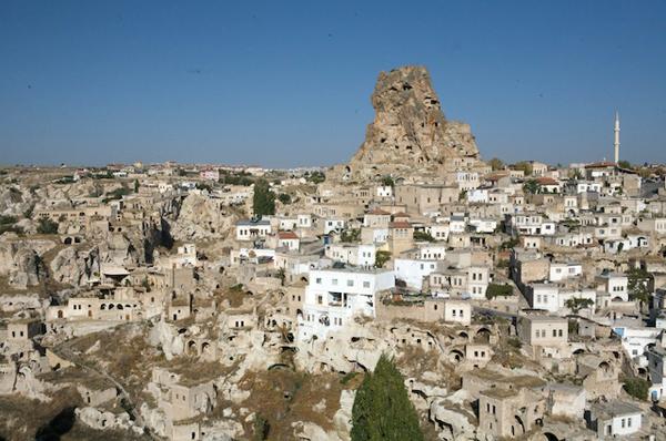 Cappadocia rock village