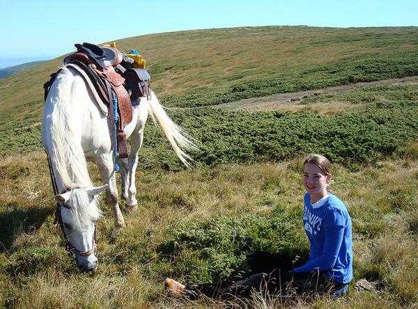 bulgaria horse riding