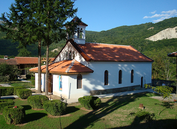 bulgaria church