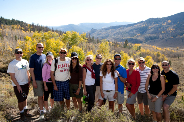 Rent A Ranch Group And Family Ranch Vacations Equitrekking