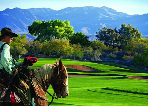 rancho de los caballeros golf cowboy