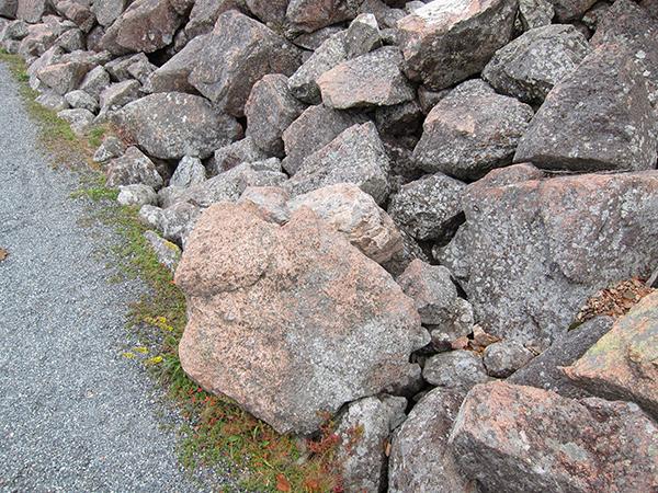 cadillac mountain granite