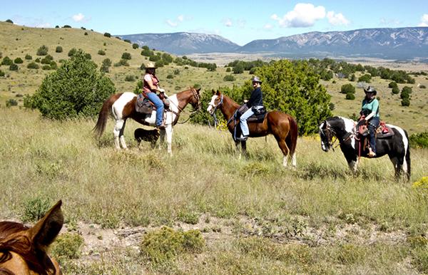 capitan gap horseback