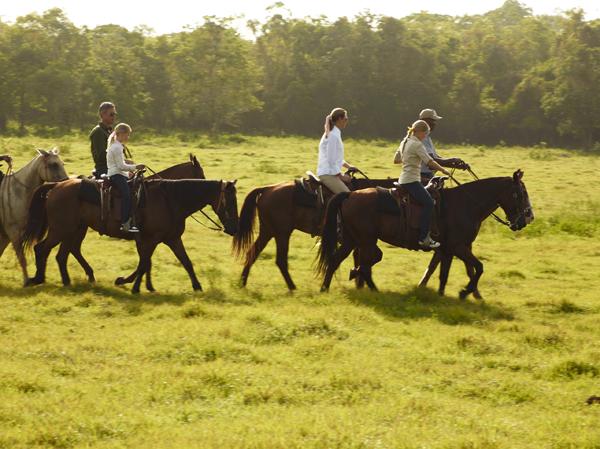 horseback riding at casa de campo dominican republic
