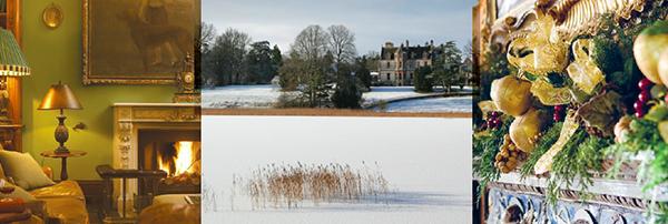 castle leslie estate christmas ireland