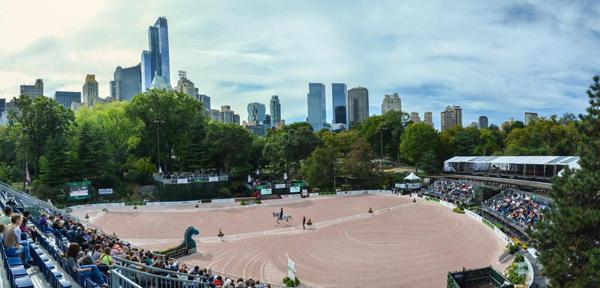 Central Park Horse Show Arena