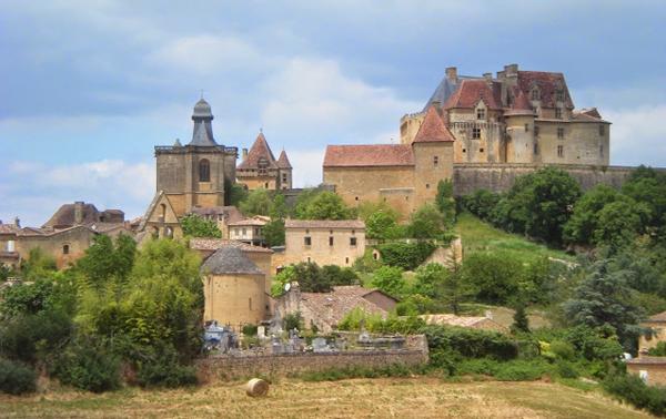 Chateau de Biron France
