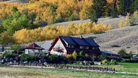 Chezacut Guest Ranch BC