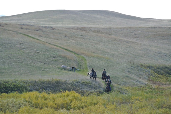 Chief Joseph Trail Ride