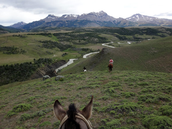 chile nativo horseback riding