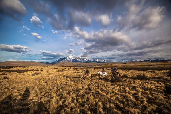 Horseback Riding Chile Nativo Patagonia