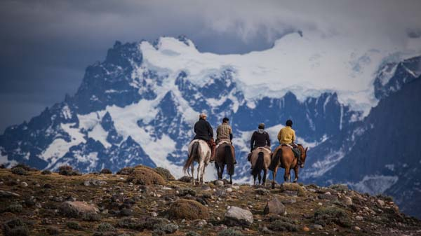 Horseback Riding in Patagonia, Chile