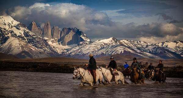 Chile Nativo Torres del Paine Horse Ride
