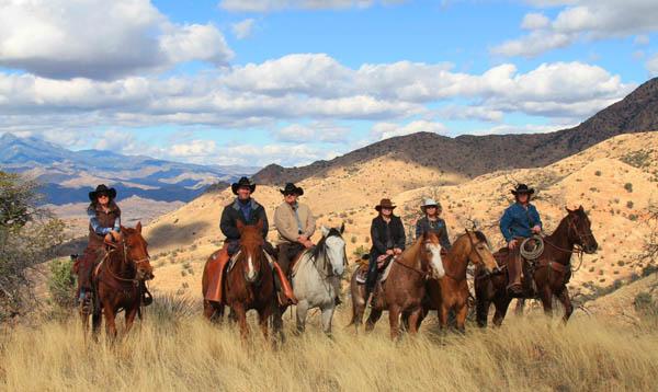 Circle Z Ranch Trail Ride